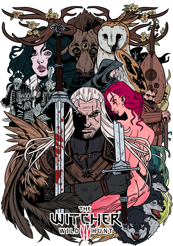 Интервью «Канобу» с главным сценаристом The Witcher 3: Wild Hunt  - Изображение 8