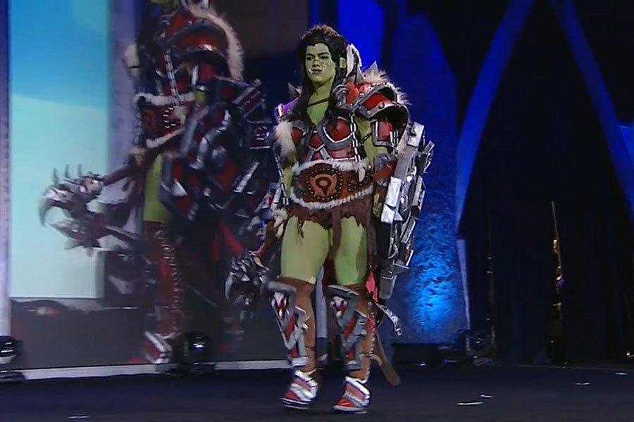 BlizzCon 2014. Конкурс костюмов - Изображение 44