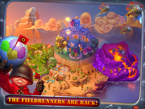 Мобильная игра недели: Fieldrunners 2 HD - Изображение 2