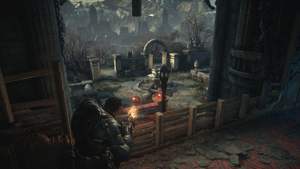 В мультиплеере Gears of War: UE больше нет ограничений «карта-режим» - Изображение 1