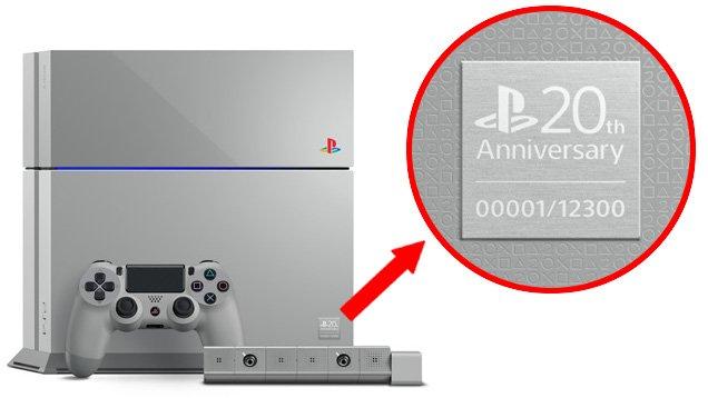 Sony выставила на аукцион самую желанную PS4 в мире - Изображение 1