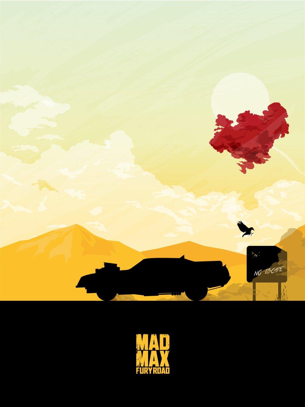 Галерея машин, кадров и постеров к «Безумному Максу: Дорога Ярости» - Изображение 71