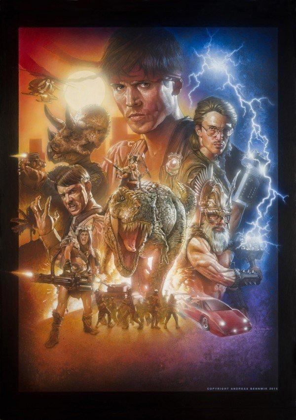 Из чего же, из чего же сделана Kung Fury - Изображение 4
