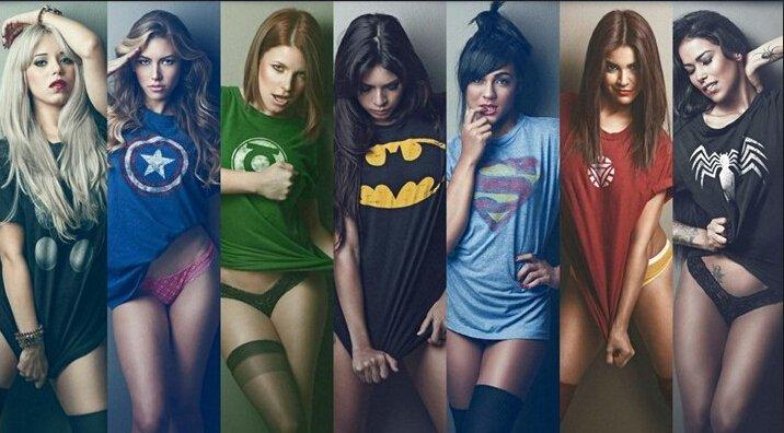 Галерея вариаций: Мстители-женщины, Мстители-дети... - Изображение 13