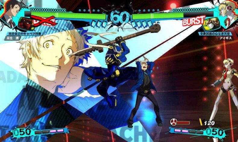 Сиквел файтинга Persona 4 сверг Yo-kai Watch 2 в японском чарте - Изображение 1