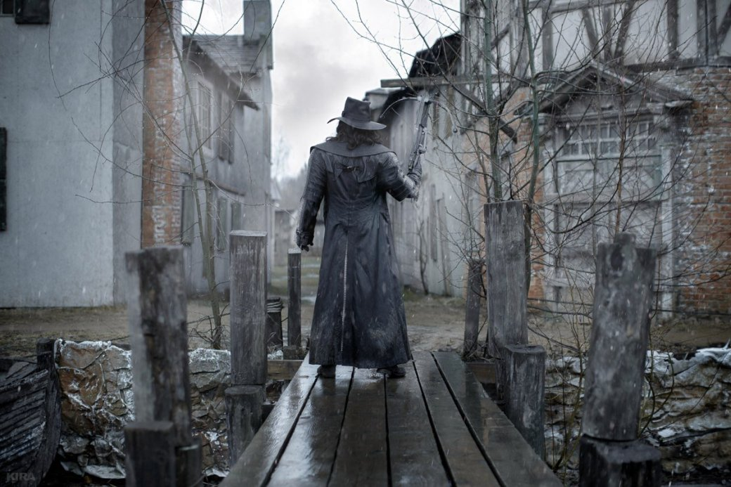 Косплей дня: беспощадные борцы с вампирами Ван Хельсинг и Анна - Изображение 12