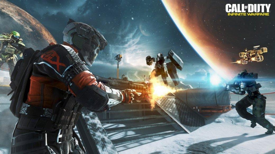 Впечатления от мультиплеера Call of Duty: Infinite Warfare. - Изображение 7