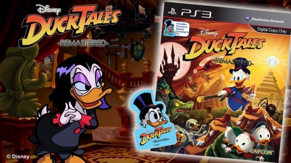 Стали известны подробности коробочной версии DuckTales Remastered - Изображение 2