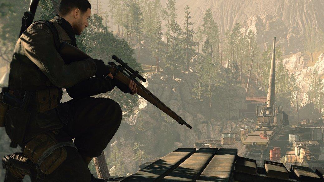 Превью Sniper Elite4. Возможно, лучший стелс 2017 года. - Изображение 9