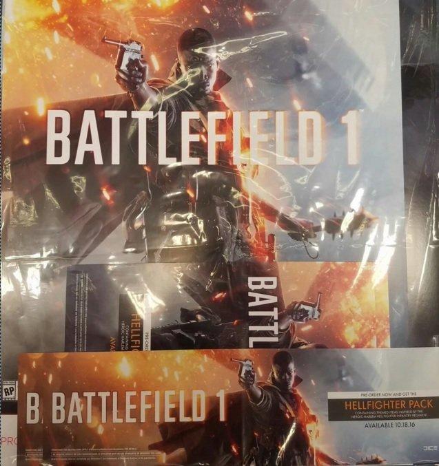 UPD: Официальный трейлер и промо-арт Battlefield 1  - Изображение 2