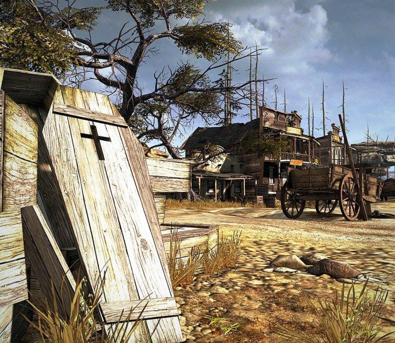 Рецензия на Call of Juarez: Gunslinger - Изображение 1