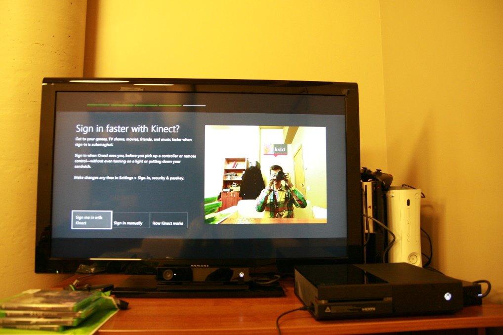 Xbox One: распаковка и первый запуск. - Изображение 5