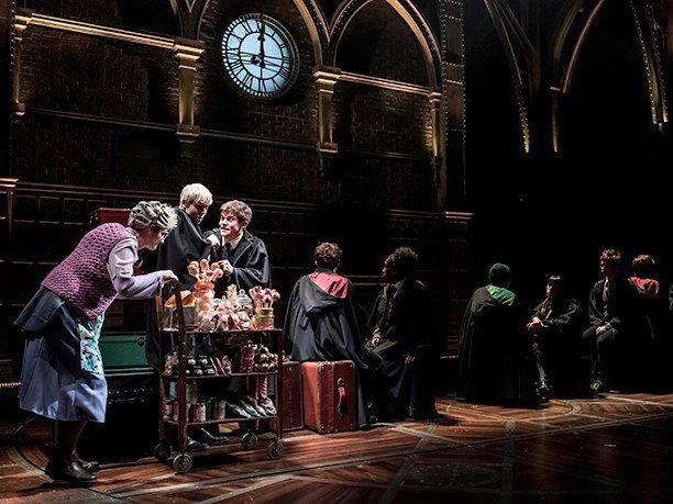 «Гарри Поттер и Проклятое Дитя» от переводчика «Росмэн» - Изображение 9