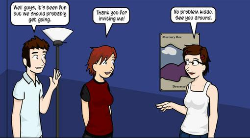 Комиксы: Questionable Content - Изображение 3