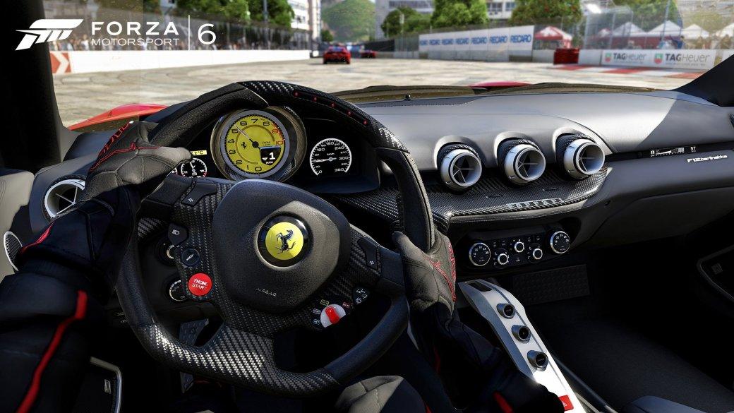 Главная причина для покупки Forza Motorsport 6 — вибрация джойстика  - Изображение 3