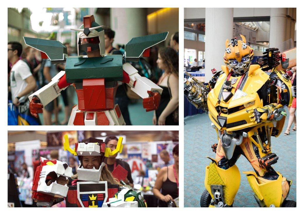 Косплей Comic-Con - Изображение 20