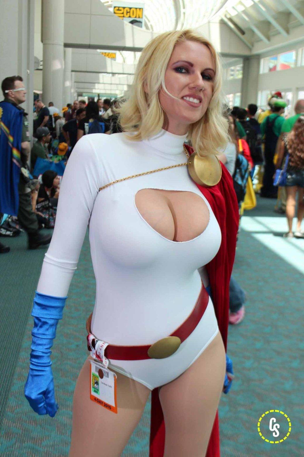 Лучший косплей Comic-Con 2015 - Изображение 66