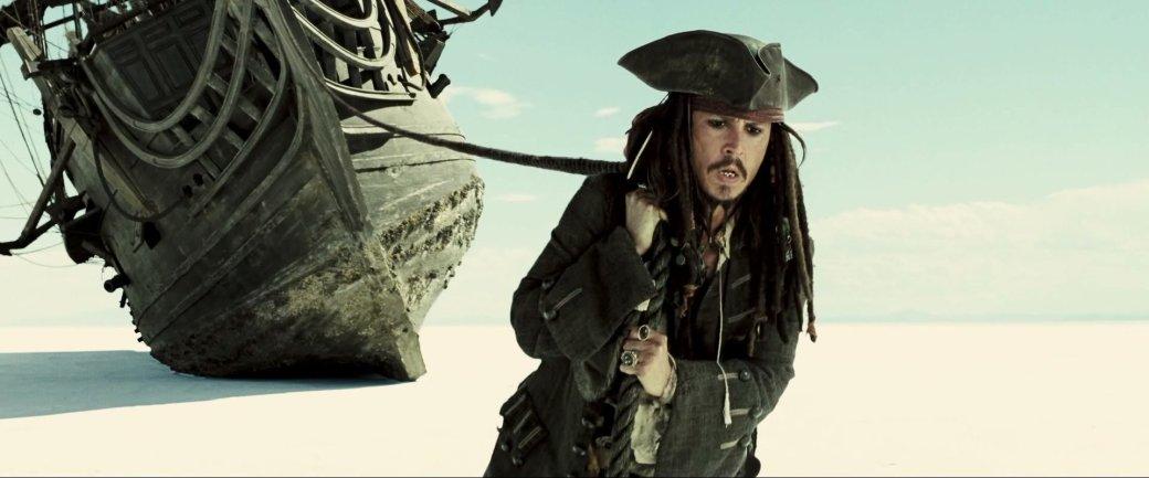 Киномарафон: обзор всех «Пиратов Карибского моря». - Изображение 11