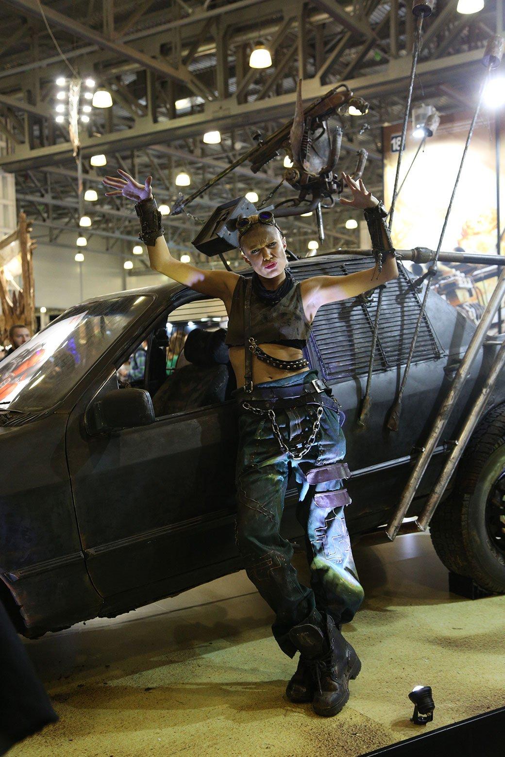 «Игромир 2015» и Comic Con Россия в лицах - Изображение 2