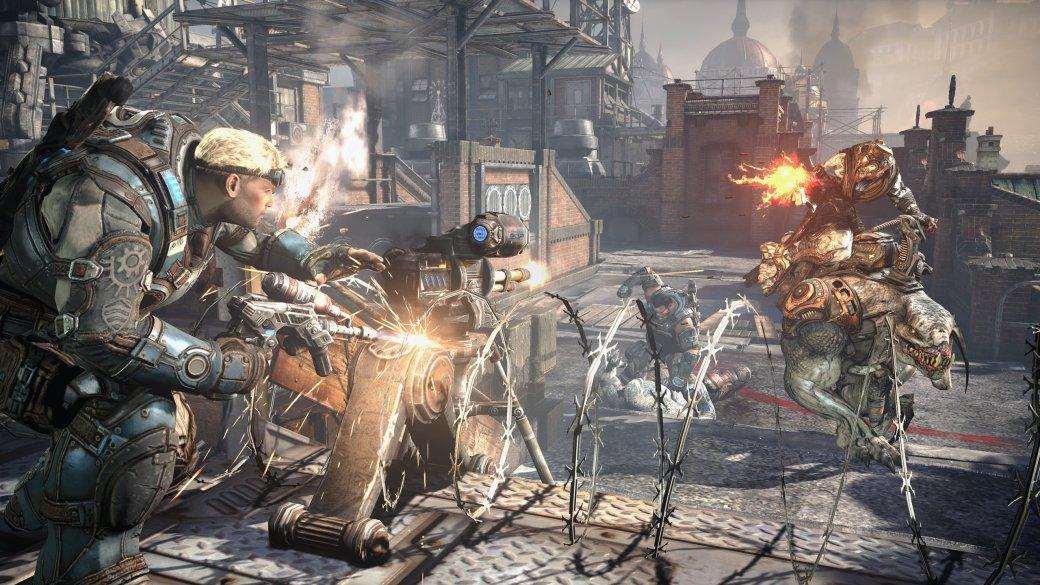 E3: Gears of War: Judgement - наши впечатления от многопользовательского режима - Изображение 2