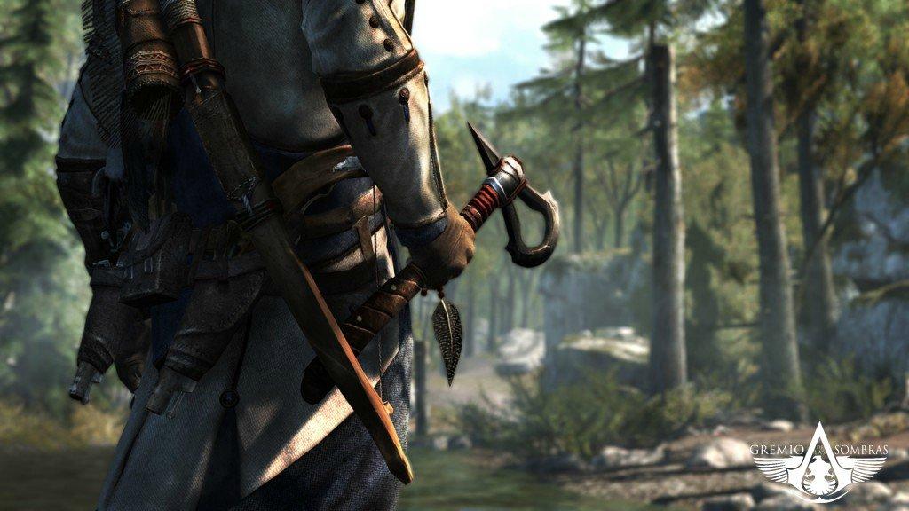 Скриншоты Assassin's Creed III: американский убийца. - Изображение 4