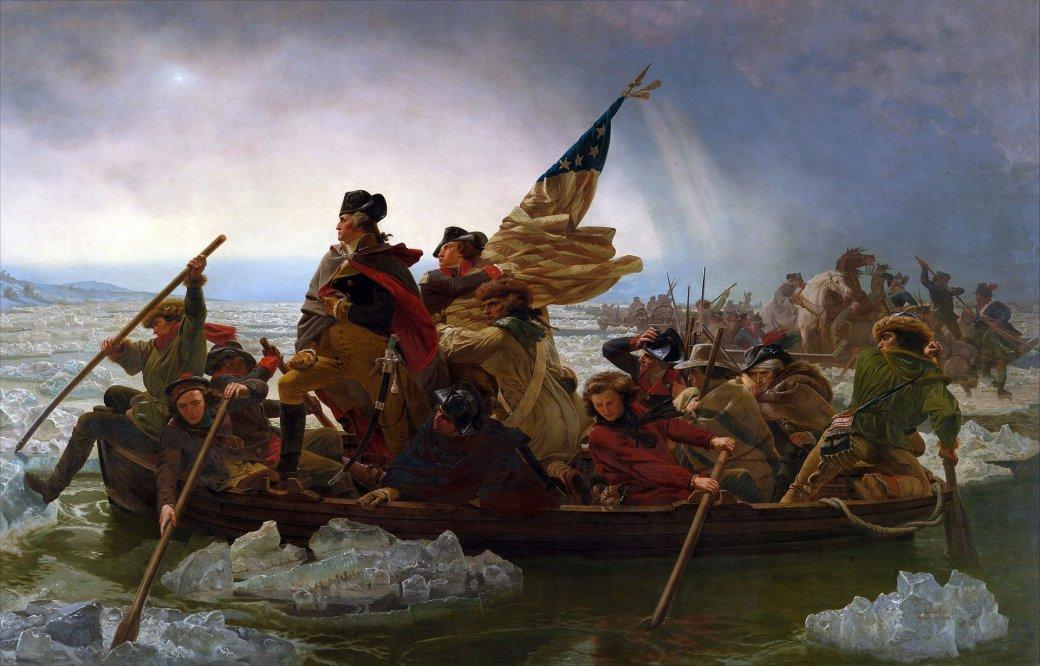 Зак Снайдер хочет снять фильм о войне Джорджа Вашингтона с британцами - Изображение 2