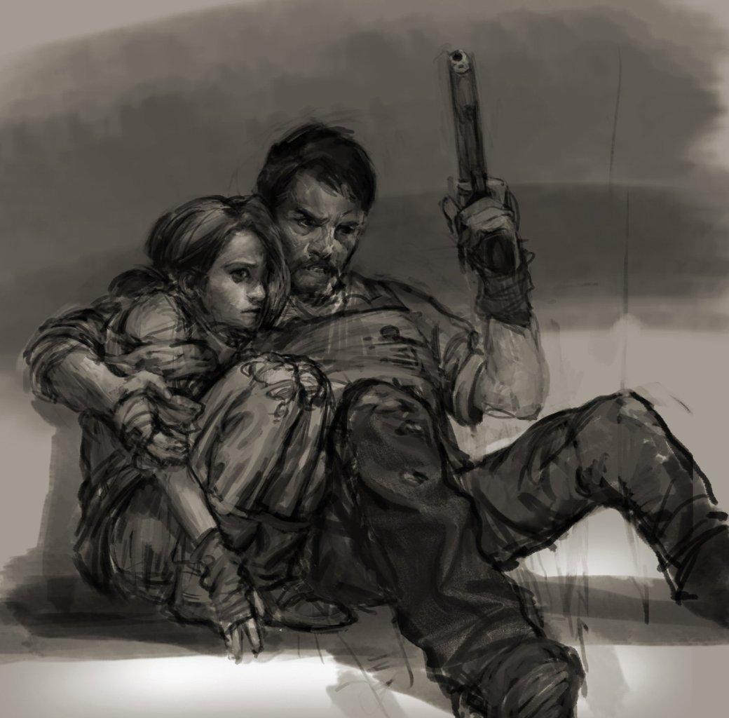 Разработчик The Last of Us выложил свои наработки в сеть - Изображение 34