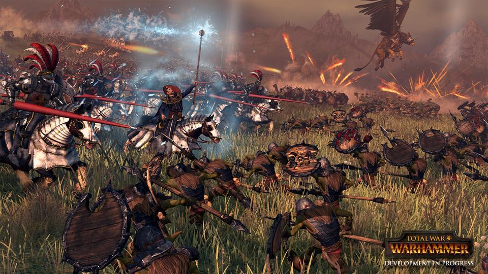 Полная версия Total War Warhammer будет готова через 10 лет - Изображение 1