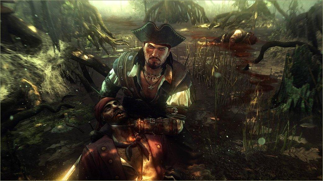 Экшен про однорукого пирата закончат в октябре - Изображение 1