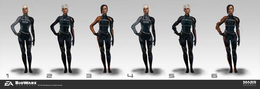 Художники BioWare показали ранние арты Mass Effect: Andromeda - Изображение 2