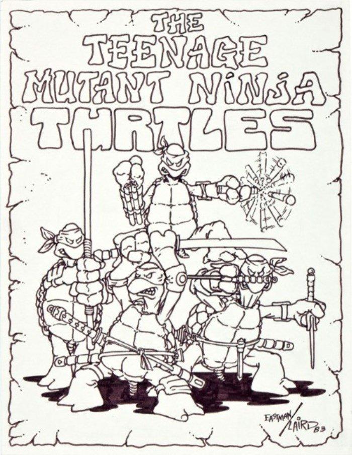 Панцирь как рубашки: история черепашек-ниндзя - Изображение 2