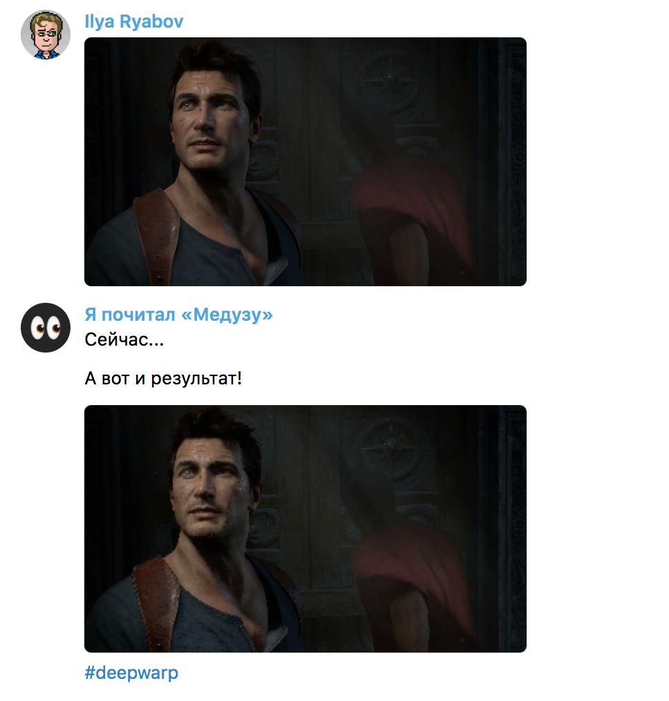 Нейросеть DeepWarp вскружила голову героям видеоигр - Изображение 13