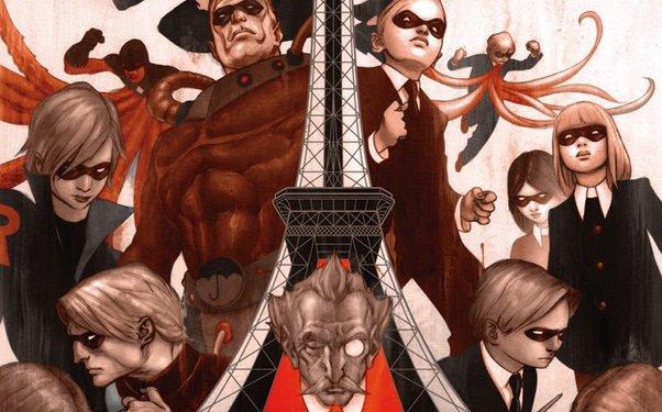 Комикс вокалиста My Chemical Romance издадут в России - Изображение 1