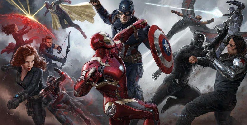 Рецензия на «Первый мститель: Противостояние» - Изображение 1