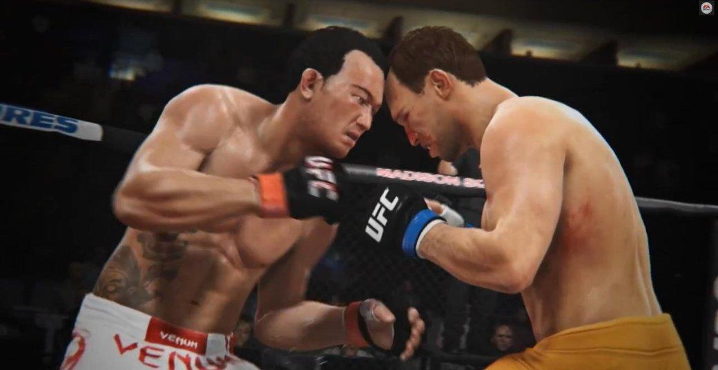 Трейлер UFC представил режим карьеры - Изображение 1