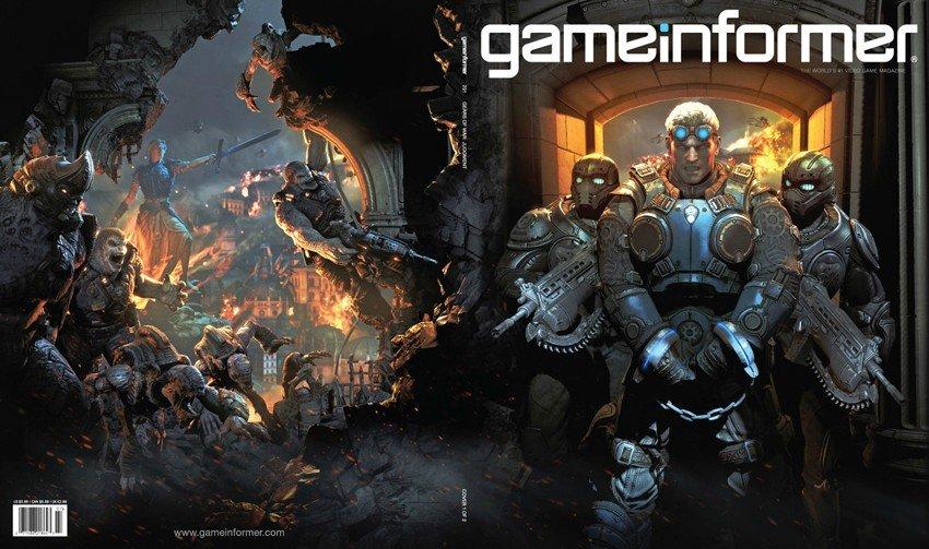 E3: новая часть Gear of War получила название - Изображение 1
