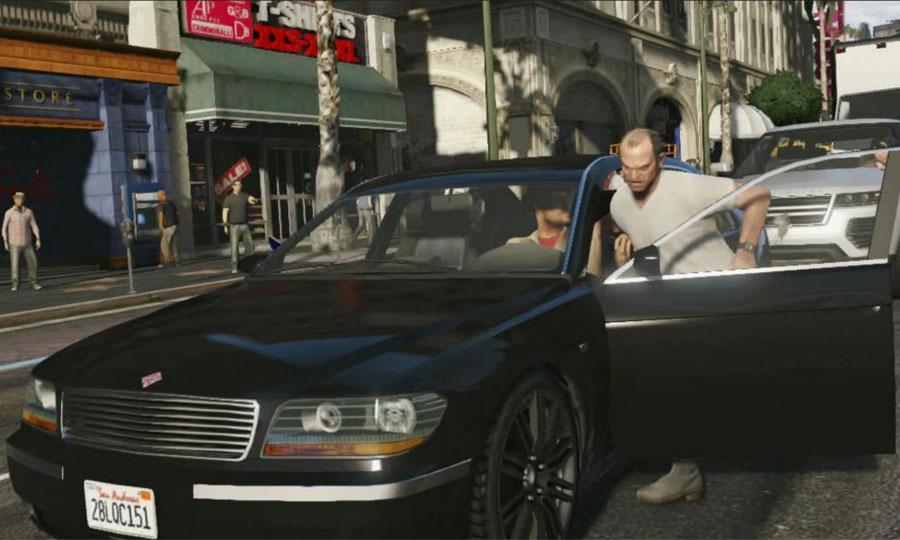 Grand Theft Auto V. Что же еще? - Изображение 9