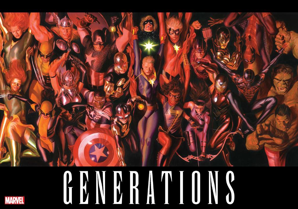 Новый тизер Marvel намекает на встречу новых и старых супергероев? - Изображение 1