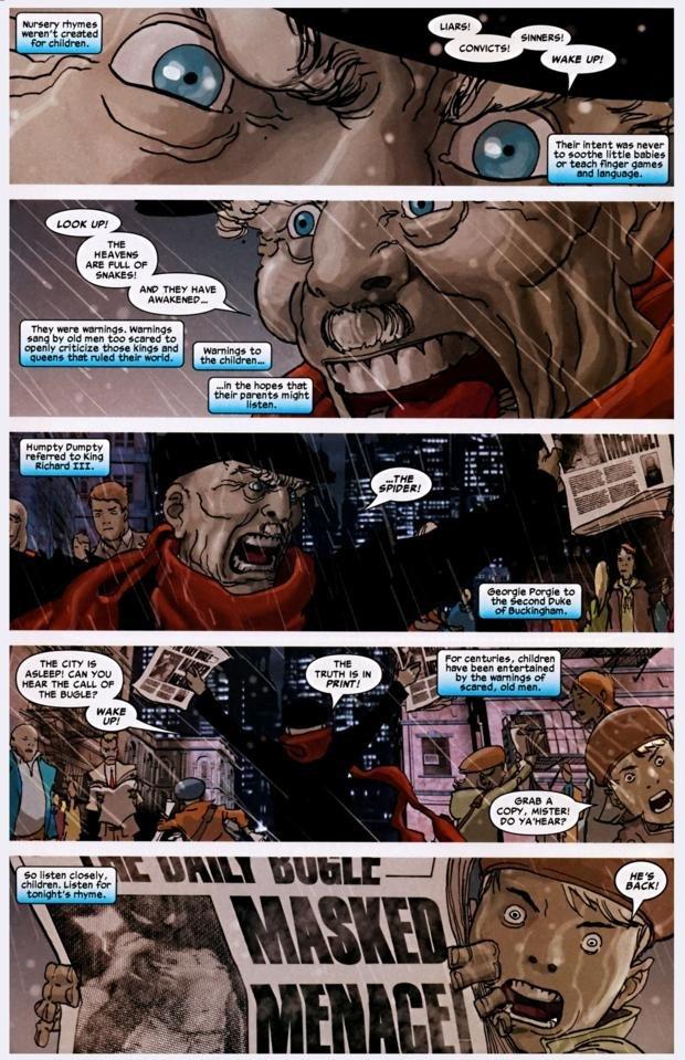 Легендарные комиксы про Человека-паука, которые стоит прочесть. Часть 2. - Изображение 4
