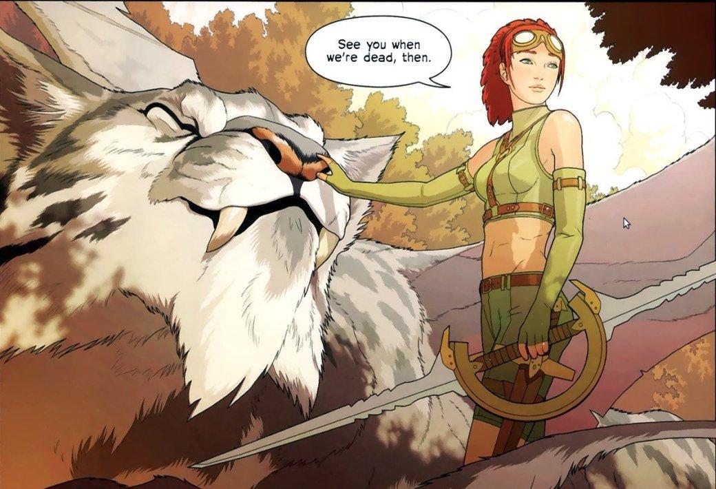 Комикс недели: Nonplayer - Изображение 6