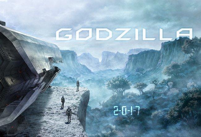 Netflix покажет первое аниме про Годзиллу — от автора Psycho-Pass  - Изображение 1