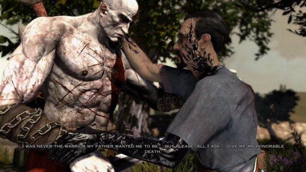 God of Violence, или как игры серии God Of War соревнуются в праве быть самыми жестокими. - Изображение 1
