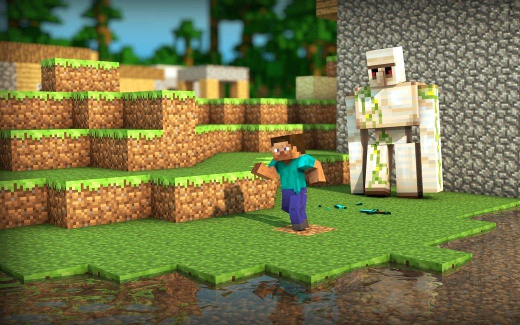 Представители Mojang помогают писать сценарий фильма по Minecraft - Изображение 1