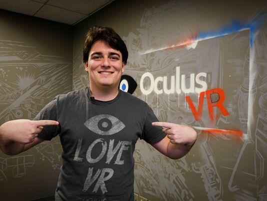 Скандал: основатель Oculus спонсирует мемы Дональда Трампа - Изображение 1