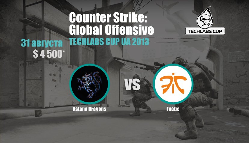 На финал TECHLABS CUP UA 2013 отправятся Astana Dragons и Empire.Happy - Изображение 2