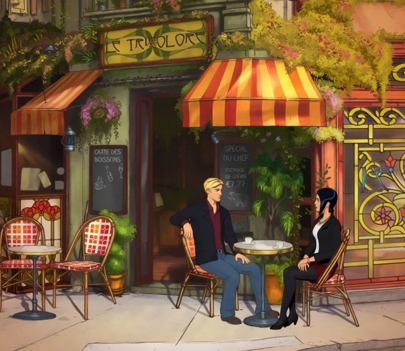 Рецензия на Broken Sword: The Serpent's Curse - Изображение 1