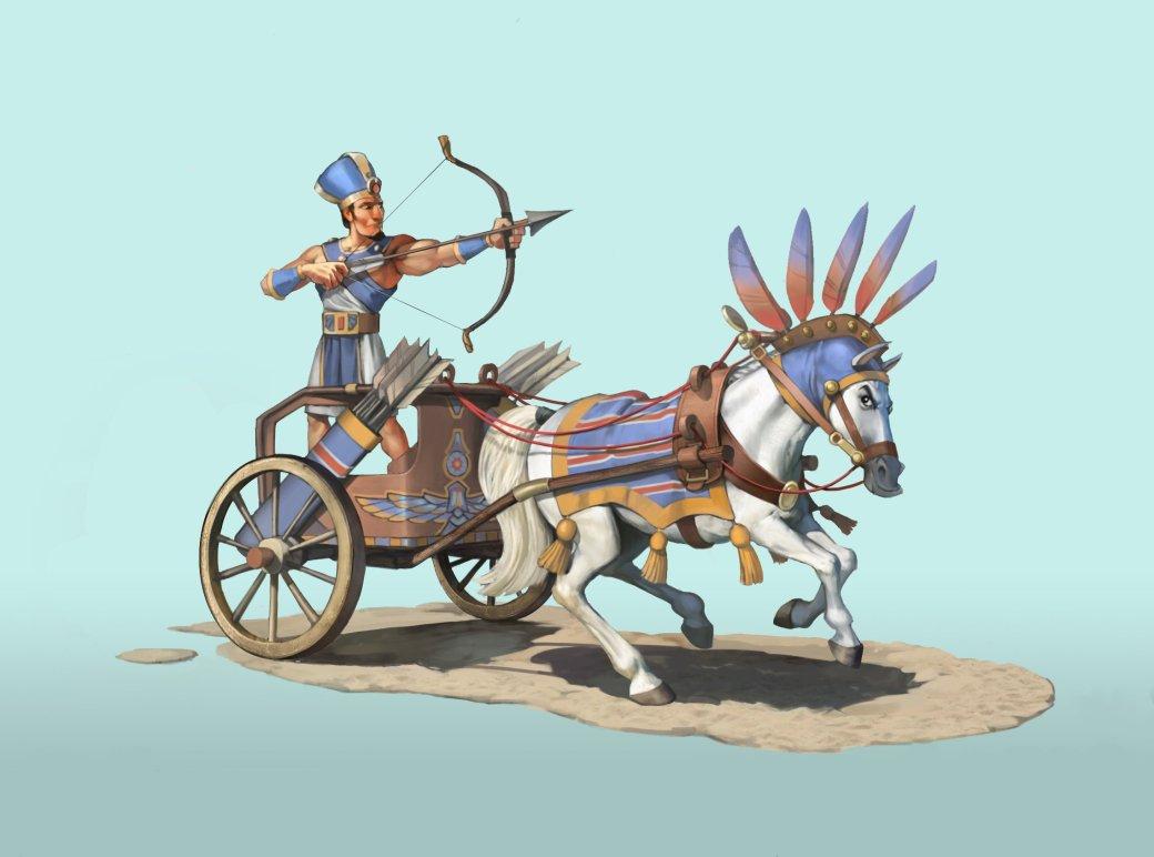 Новый ролик Civilization VI знакомит с Египтом и Клеопатрой - Изображение 1