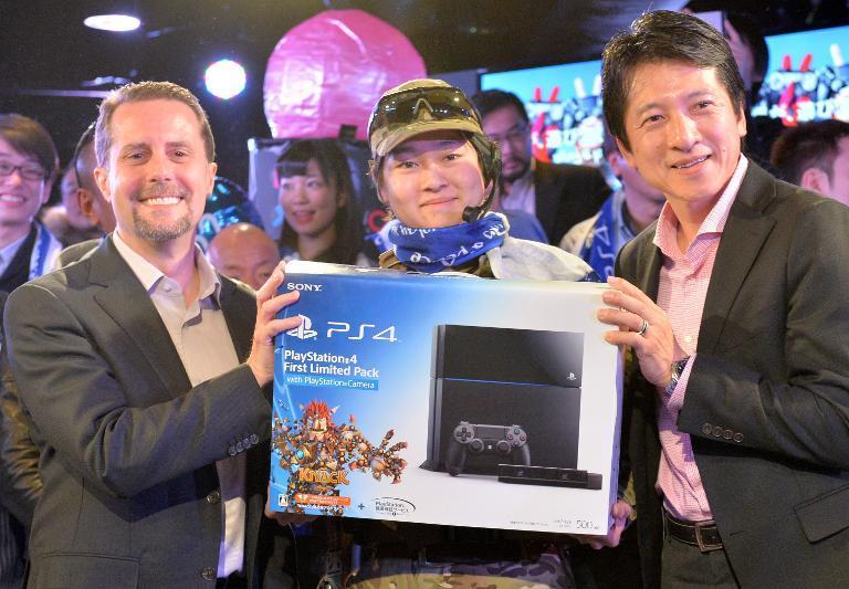 Knack возглавила японские чарты вместе с запуском PS4 - Изображение 1