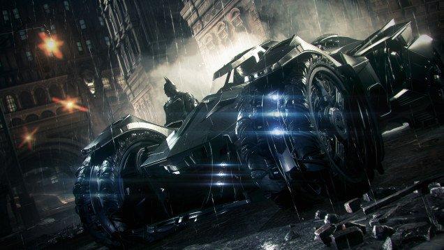 Вглобальной паутине появились детали о новоиспеченной Batman Arkham