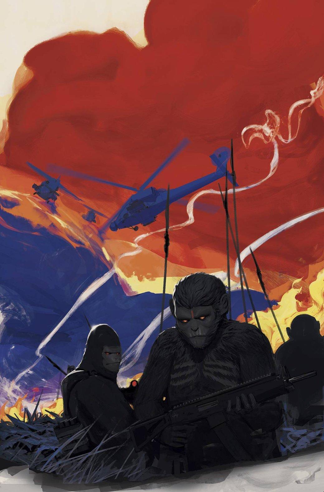 Приквел «Планеты обезьян»: военная драма наруинах Сан-Франциско - Изображение 1